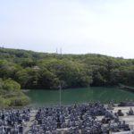 緑に囲まれた公園墓地 そよかぜ霊園の特長です
