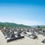 奈良市、木津川市からお参りに便利な霊園。公園墓地ならやま浄苑の特長(1)