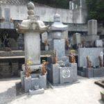 お墓の「お引越し」その2