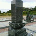 仏石の台座