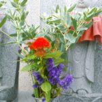夏のご供花