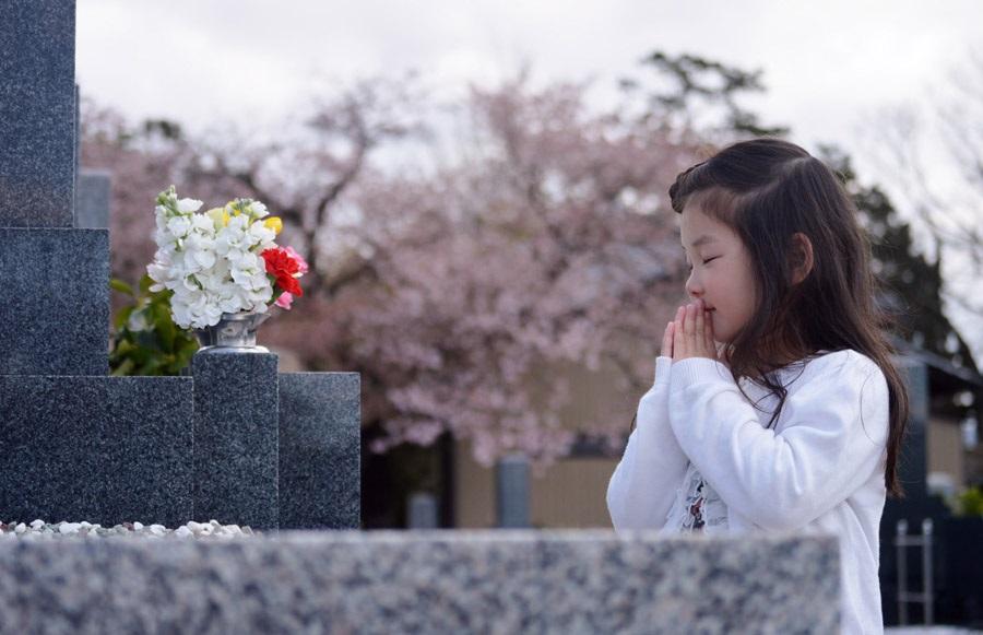 お墓の将来について