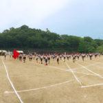 鼓阪北小学校運動会