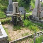 お墓のリノベーション