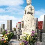 はにゅうの霊園の永代供養墓「静蓮」