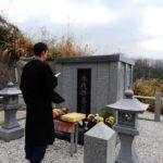 永代供養墓の彼岸法要
