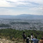 大文字山 登山