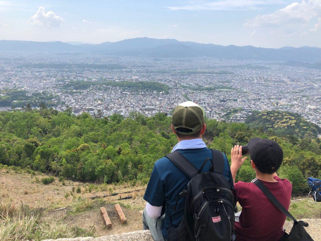 大文字山 登山3