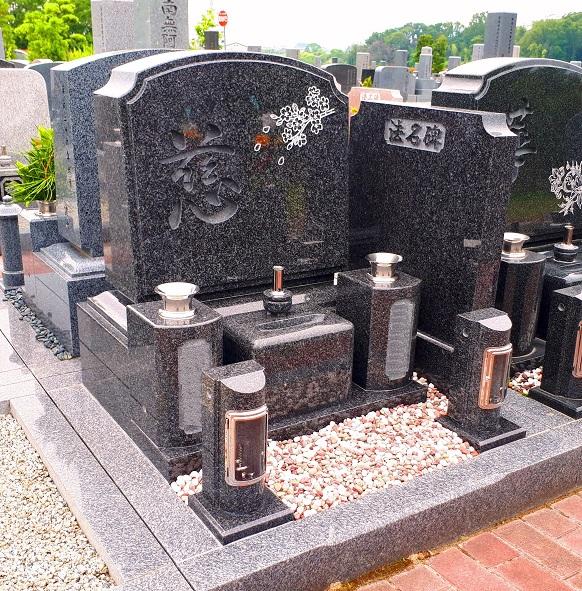 さとやま浄苑の洋墓①