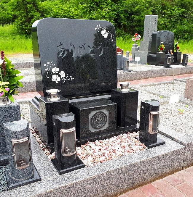 さとやま浄苑の洋墓④