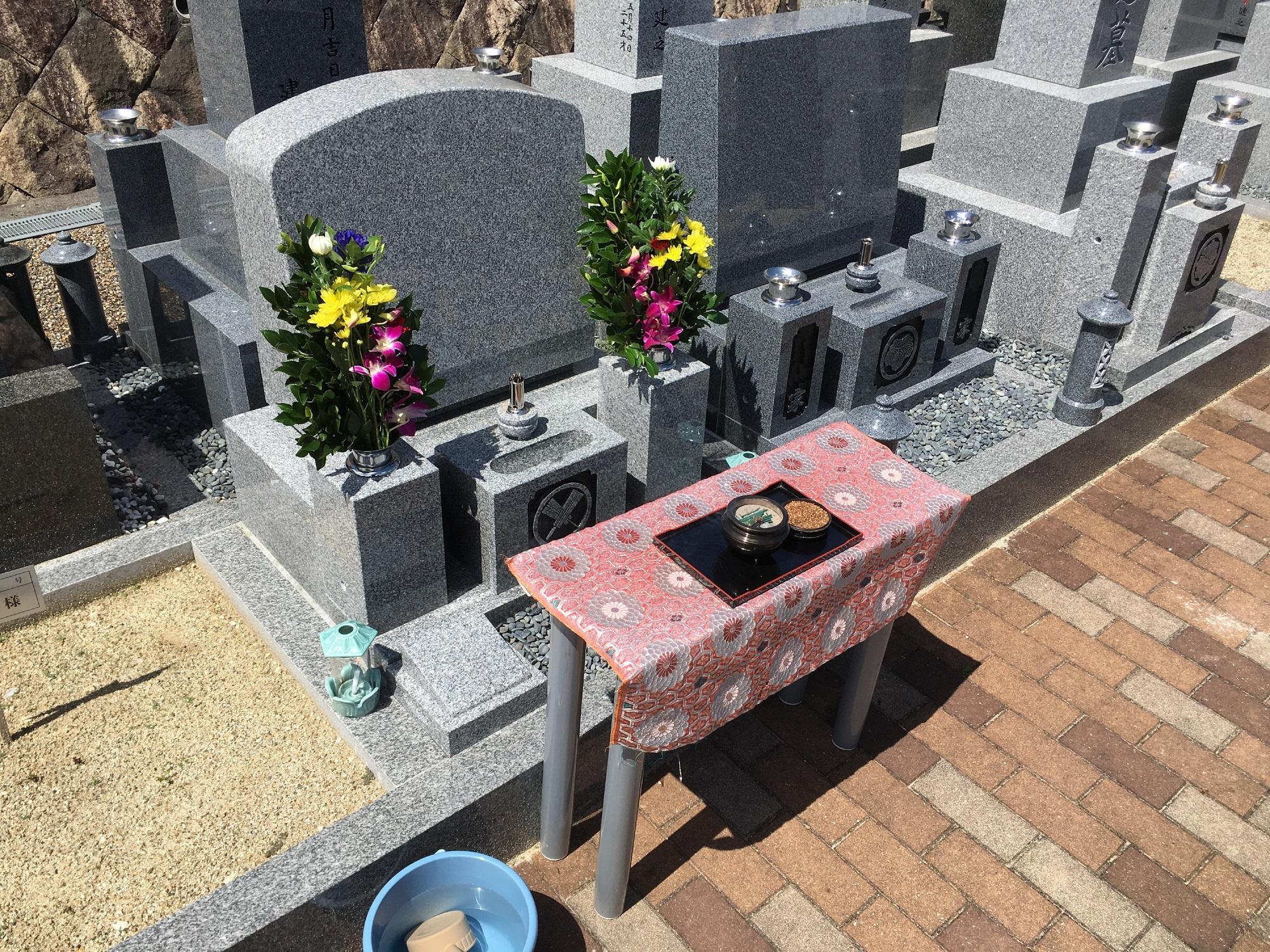 そよかぜ霊園 ペット墓 1
