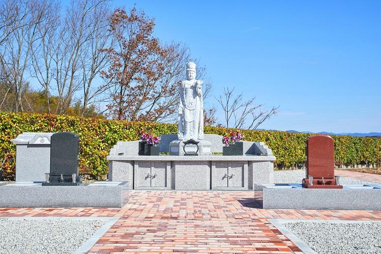 さとやま浄苑‗永代供養墓エリア