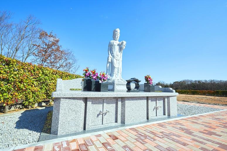 さとやま浄苑‗永代供養墓