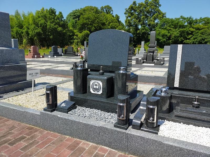 芝台付き洋墓