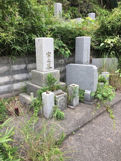 西谷墓地 1