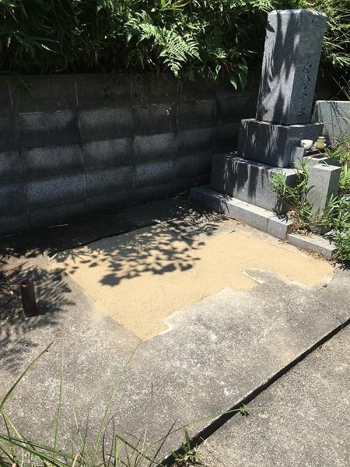 西谷墓地 4