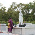 永代供養墓の法要