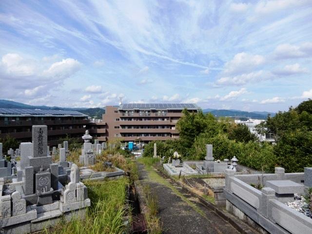 道祖本 豊川 墓地